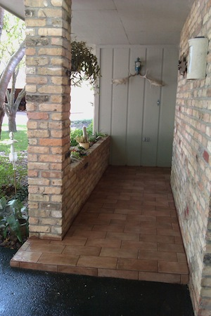 Entryways & Walkways » Tile Contractor | Creative Tile Works ...